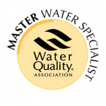 Jayson Commercial Water Conditioning - Image of Water Quality Association Master Water Specialist logo