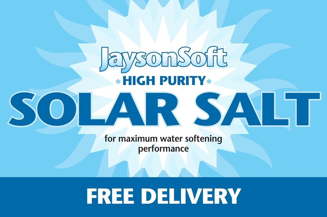 Water Softener Salt Jaysonsoft High Purity Solar Saltthe