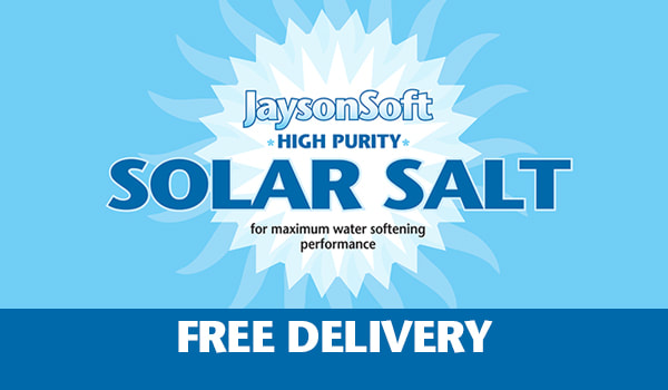 Jayson Soft - The Jayson Company's High Purity Solar Salt - FREE DELIVERY